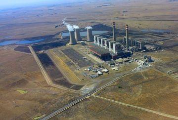 In 1983 Jones & Wagener was appointed by Eskom to carry out the geotechnical investigation for the Majuba Power Station, which was the first major project that Jones & Wagener undertook for Eskom.