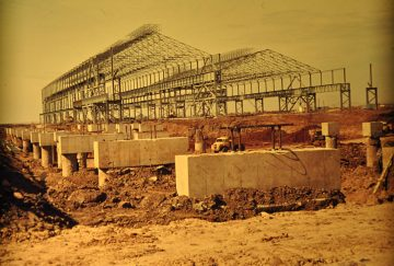 In 1971 Jones & Wagener was awarded the industrial structural civil engineering and geotechnical contract for the design of the greenfields steelworks in Newcastle, arguably the most prestigious construction job in the country at the time.